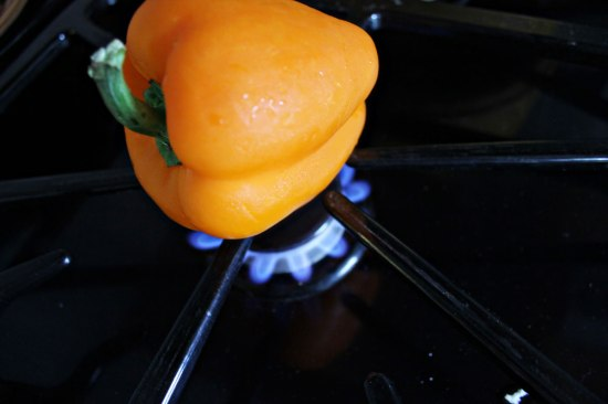 How to Roasted a Pepper